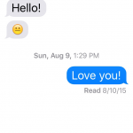Text Messaging! It's not just for teens.