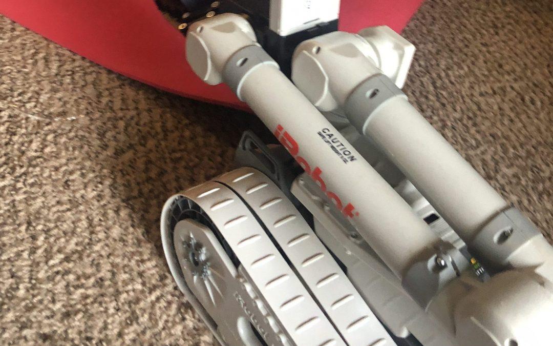 iRobot (Robots Too)